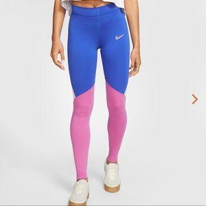 Nike Colorblock Leggings